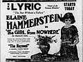 The Girl from Nowhere (1921) - Ad 1.jpg