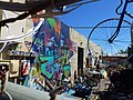 The Hive Back Lot - Tour - McDowell Gateway 17th St and McDowell to 16th Street and E Cyprus, 2013 - panoramio.jpg