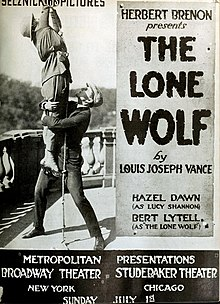 Dating lone wolf
