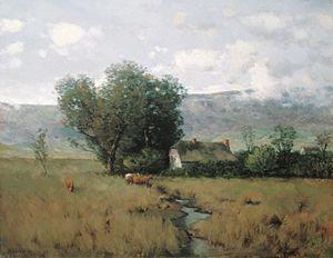 RiverBrink Art Museum - The Lothian Hills, Homer Watson