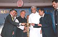 The Minister of State (Independent Charge) of Coal, Statistics and Programme Implementation, Shri Sriprakash Jaiswal lighting the lamp at the inauguration of the National Cost Convention, in Kolkata on April 23, 2010.jpg