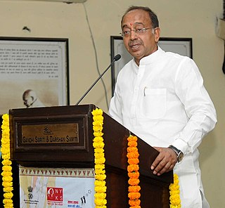 Vijay Goel (politician) Indian politician