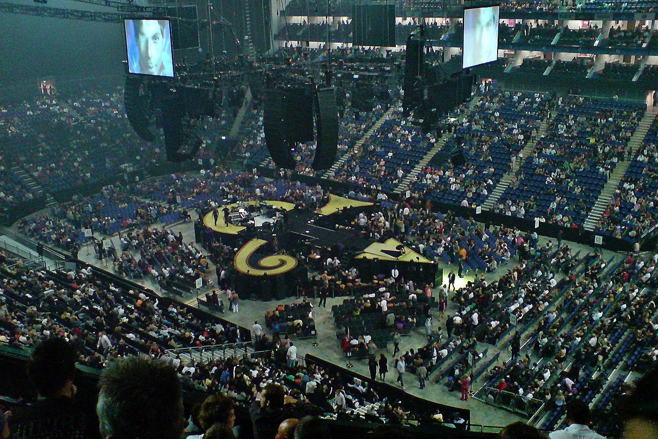File:The O2 Arena, Prince.jpg - Wikimedia Commons