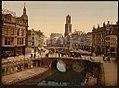 The Oude Gracht Bakkerbrug, Utrecht, Holland LOC 4119294491.jpg