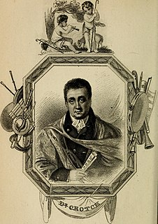 William Crotch English composer, organist and artist