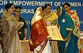 The President, Smt. Pratibha Devisingh Patil presenting the Stree Shakti Puruskar 2008 to Smt. Jhingubai Shrawan Bolake (Akola, Maharashtra), in New Delhi on March 08, 2010.jpg