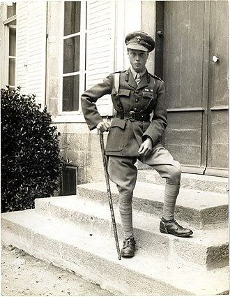 Edward VIII - Edward during the First World War