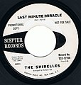The Shirelles - Last Minute Miracle.jpg