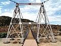 The Swinging Bridge in Hot Springs State Park - panoramio.jpg