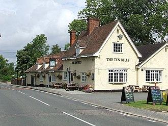 Stonham Aspal - The Ten Bells Stonham Aspal