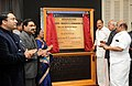 The Vice President, Shri M. Venkaiah Naidu inaugurating the Jubilee Block-Research and Innovation Centre at the valedictory function of Golden Jubilee Celebrations of Hindustan Group of Institutions, in Chennai.jpg