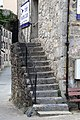 The entrance to former Sleeman's Stores now Tenby Sailing Club.jpg