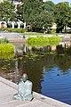 The shore at Henry Allards park, Örebro.jpg