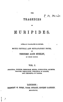The tragedies of Euripides Vol I Buckley.pdf