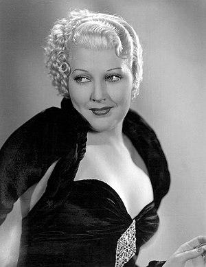 Thelma Todd - Thelma Todd c. 1933