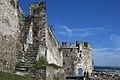 Thessaloniki, Nördliche Stadtmauer (Τείχη της Θεσσαλονίκης) (4. Jhdt.), Rundturm aus osmanischer Periode (47052789394).jpg