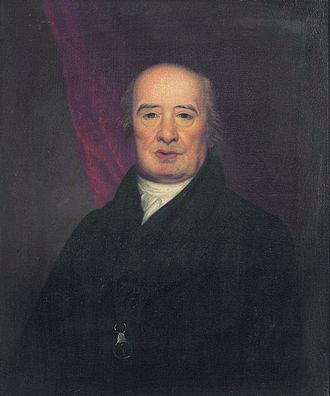 Thomas Addis Emmet - Portrait of Thomas Addis Emmet by Samuel F. B. Morse
