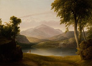 Thomas Doughty (artist) - Image: Thomas Doughty In the Catskills