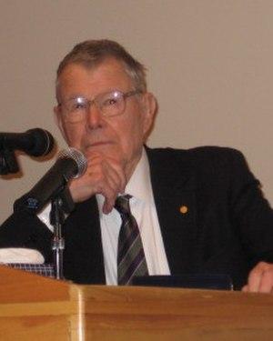 Thomas Schelling - Schelling in 2007