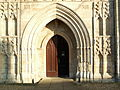 Thorney Abbey West Door.jpg