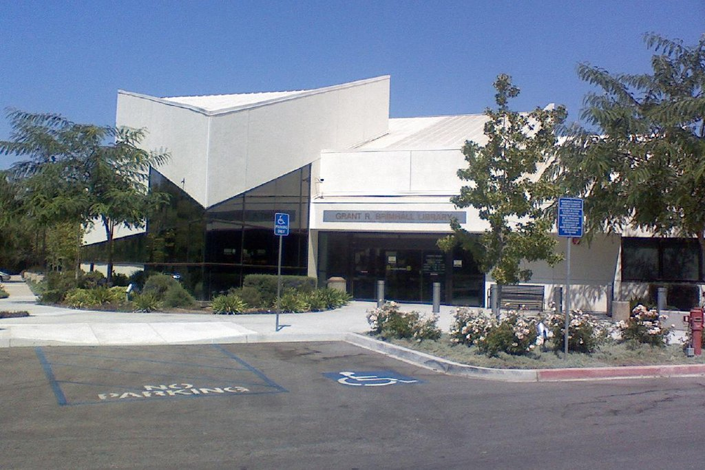 thousand oaks library