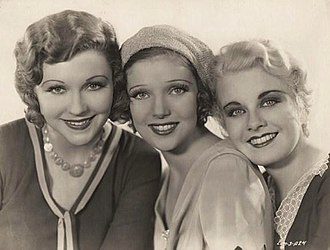 Joyce Compton, Loretta Young and Joan Marsh in Three Girls Lost Three Girls Lost (1931) 1.jpg