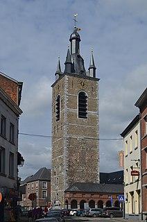 Belfry of Thuin