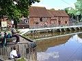 Tidal Flourmill at Eling - geograph.org.uk - 449055.jpg