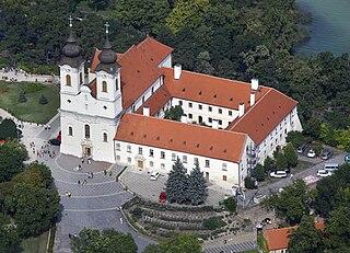 Tihany Abbey monastery