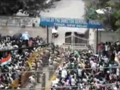 Tihar Jail ( Anna Hazare Support Rally to Tihar Jail 17-08-2011).png