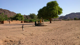 Timia Commune and town in Agadez Region, Niger