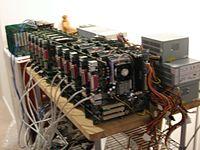 Beowulf Supercomputer