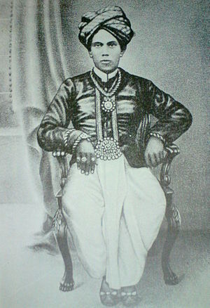 Nadar (caste) - Tiruvarudi Vaihunda Nadan, the last Zamindar of Nattathi.