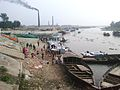 Titas River from Launch Ghat, Shahbazpur Town, Brahmanbaria.jpg