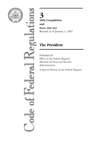 File:Title 3 CFR 2006 Compilation.djvu