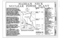 Title Sheet - Haddam Neck Nuclear Power Plant, 362 Injun Hollow Road, Haddam, Middlesex County, CT HAER CT-185 (sheet 1 of 7).png