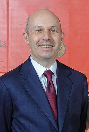 Tom Goldstein - Goldstein at the Peabody Awards ceremony in 2013