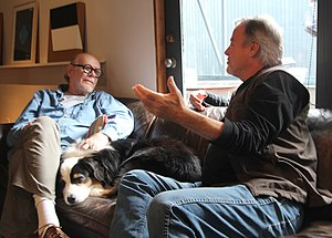 Tony DeLap - Tony DeLap and Mentalist Mark Edward 2015