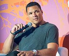 Gonzalez speaking at Ozy Fest in July 2018 9f10bf439