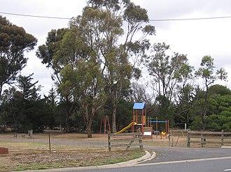 Toolern Vale - Image: Toolern Vale Park