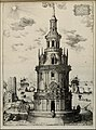Topographie françoise 1655 INHA p222, Cordouan lighthouse.jpg