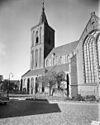 toren en kerk naar het noord-westen - naarden - 20161935 - rce
