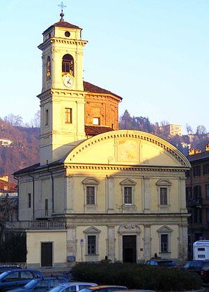 Madonna del Pilone, Turin - Madonna del Pilone church
