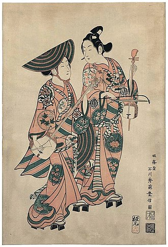 Ishikawa Toyonobu - Image: Torioi
