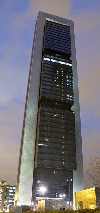 Torre Caja Madrid %28Madrid%29 - 01