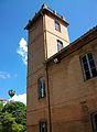 Torre de l'antic edifici d'investigació, Jardí Botànic de València.JPG