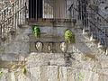 Torre san niccolò, ext., 04 stemmi repubblica fiorentina.JPG