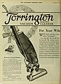 Torrington Electric Vacuum Cleaner, 1920.jpg