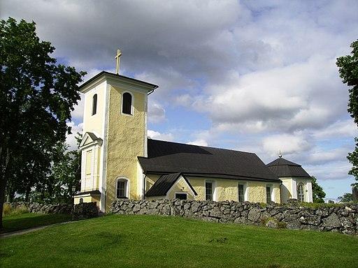 Hyvel av tr, frn Srby i Torskers socken - Europeana