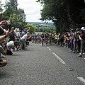 Tour De France 2007, High Street, Goudhurst - geograph.org.uk - 1491942.jpg